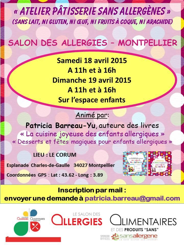 Au bonheur des enfants allergiques salon des allergies for Salon des enfants